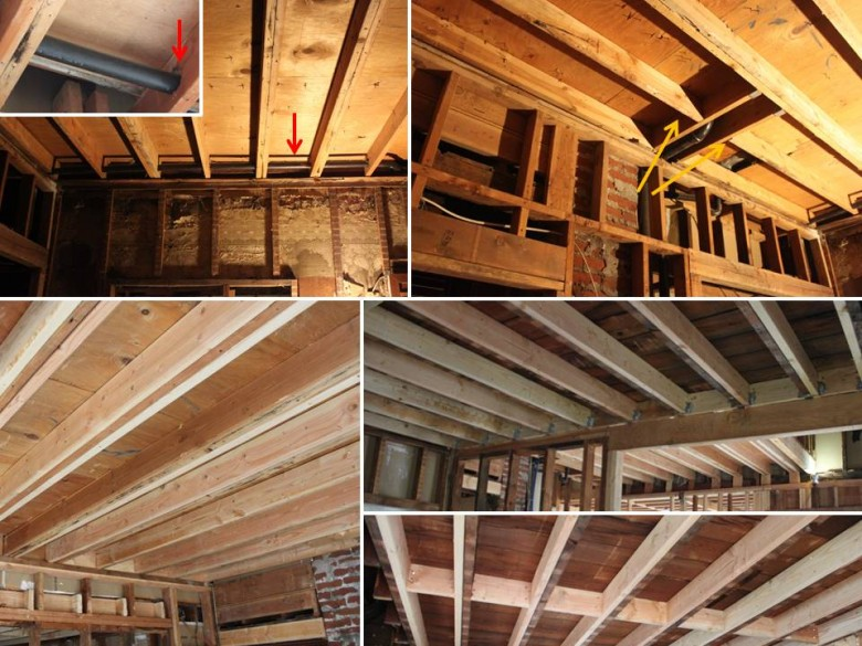 Fixing Joists