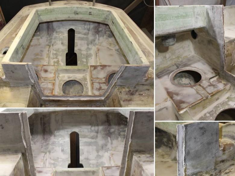 5 - Motor Well Construction