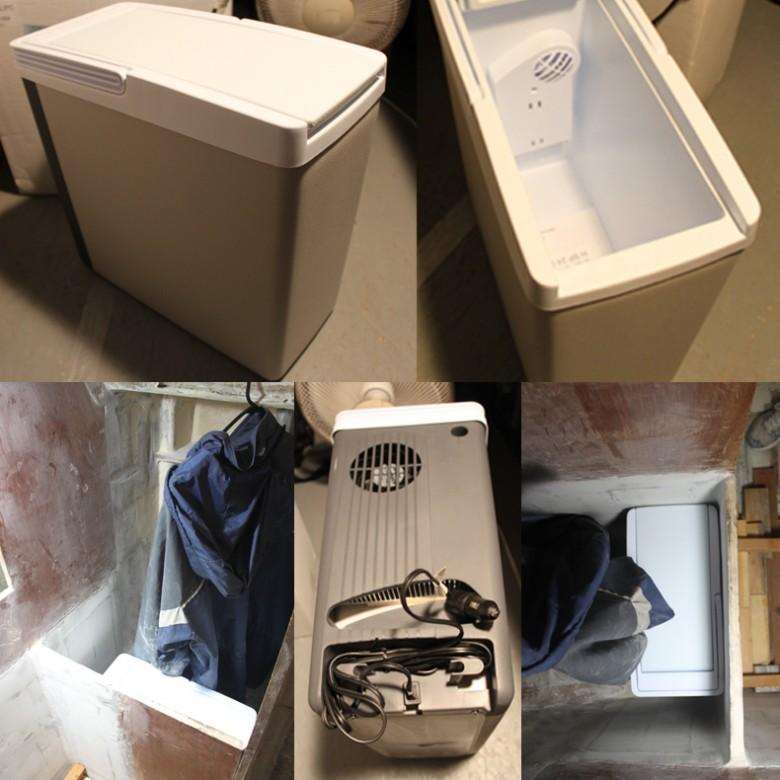 12v icebox for sailboat