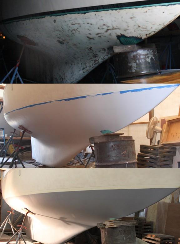 barrier kote applied