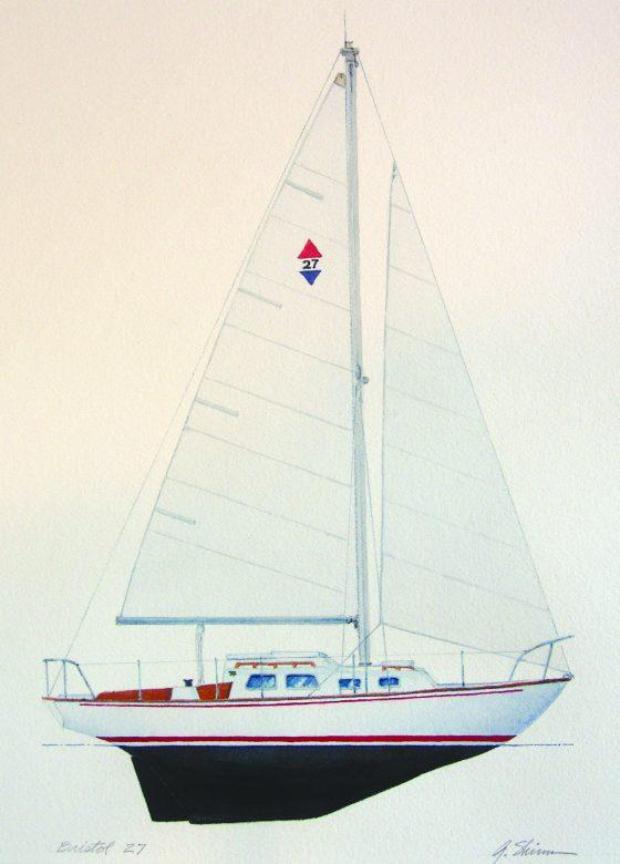 Bristol 27 Illustration by Gary Shinn